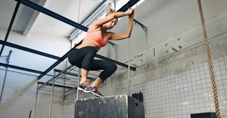La pratique du CrossFit® requiert un investissement physique intense