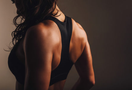 Comment se muscler le dos - IStock