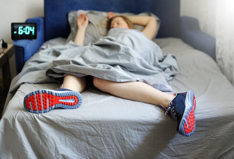 Comment perdre du poids en dormant ? -IStock