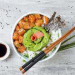 5 recettes de poke bowl : le repas tendance super healthy